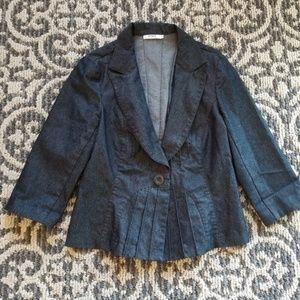 3/4 Length Sleeve Blazer! Awesome <3